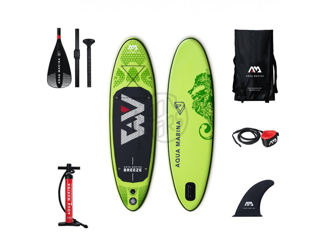 SUP Aqua Marina Breeze komplet set