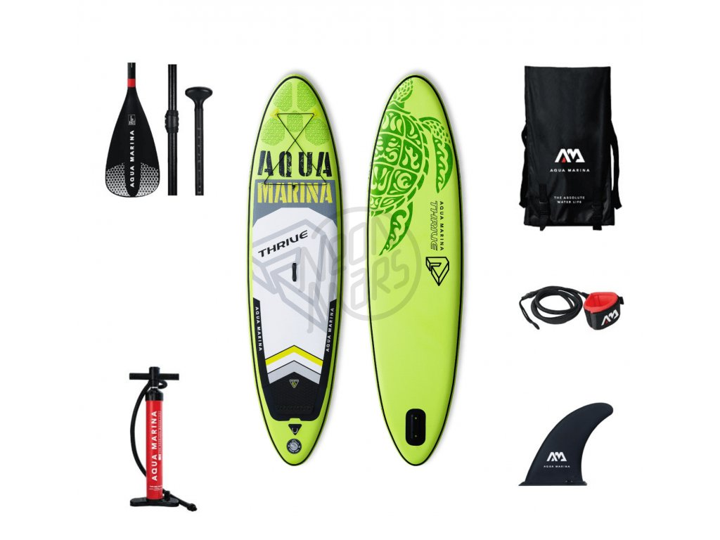 SUP Aqua Marina Thrive komplet set