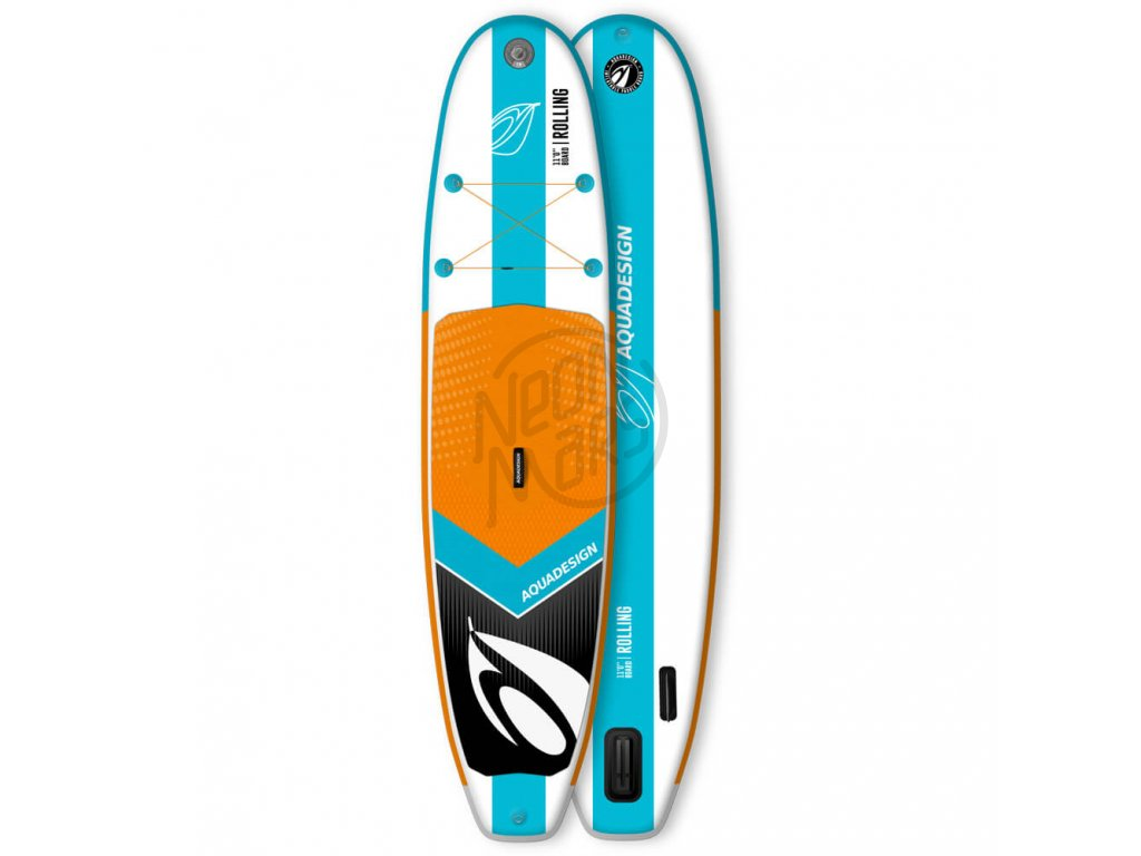 SUP Aquadesign Rolling 11