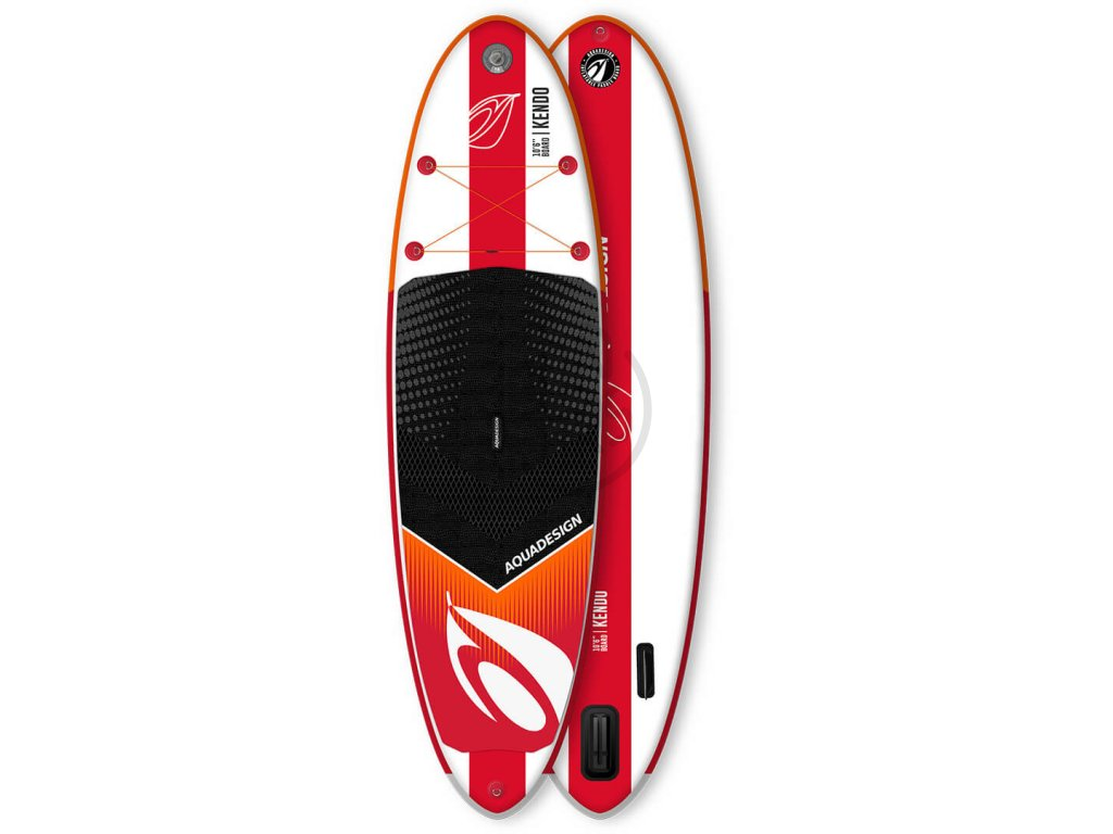SUP Aquadesign Kendo 10 6