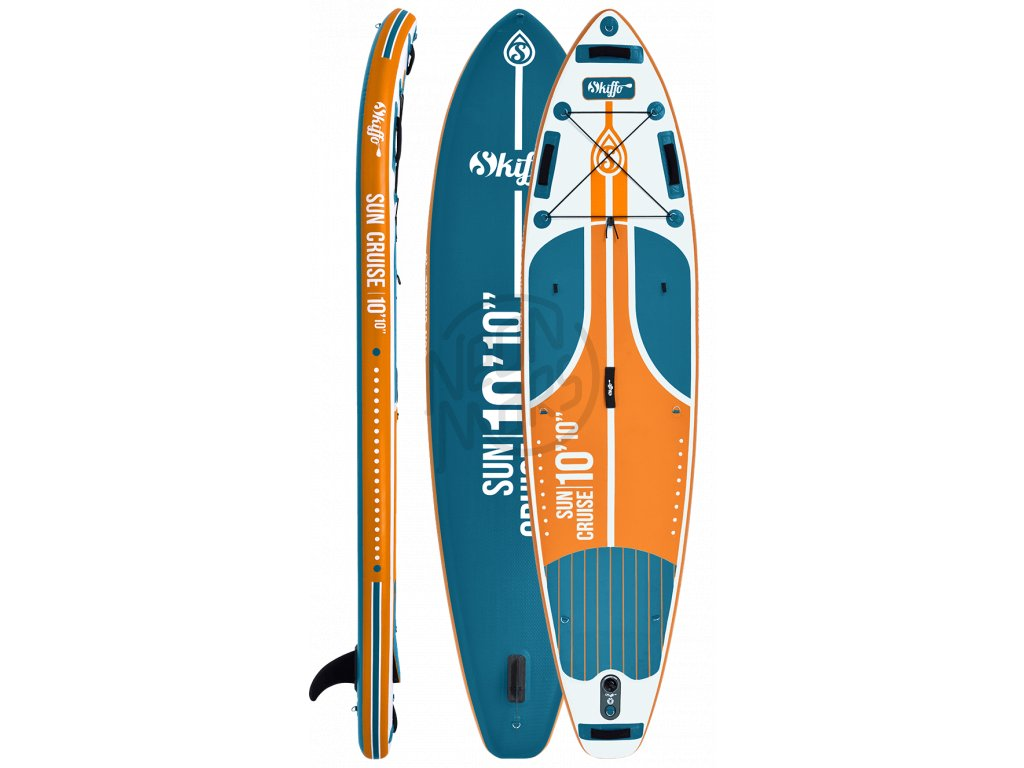 SUP Skiffo Sun Cruise 10 10 pohlady