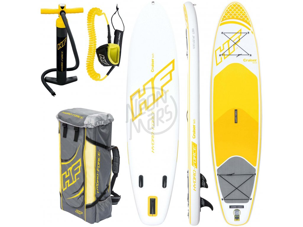 SUP Hydro force Cruiser Tech kompletny set