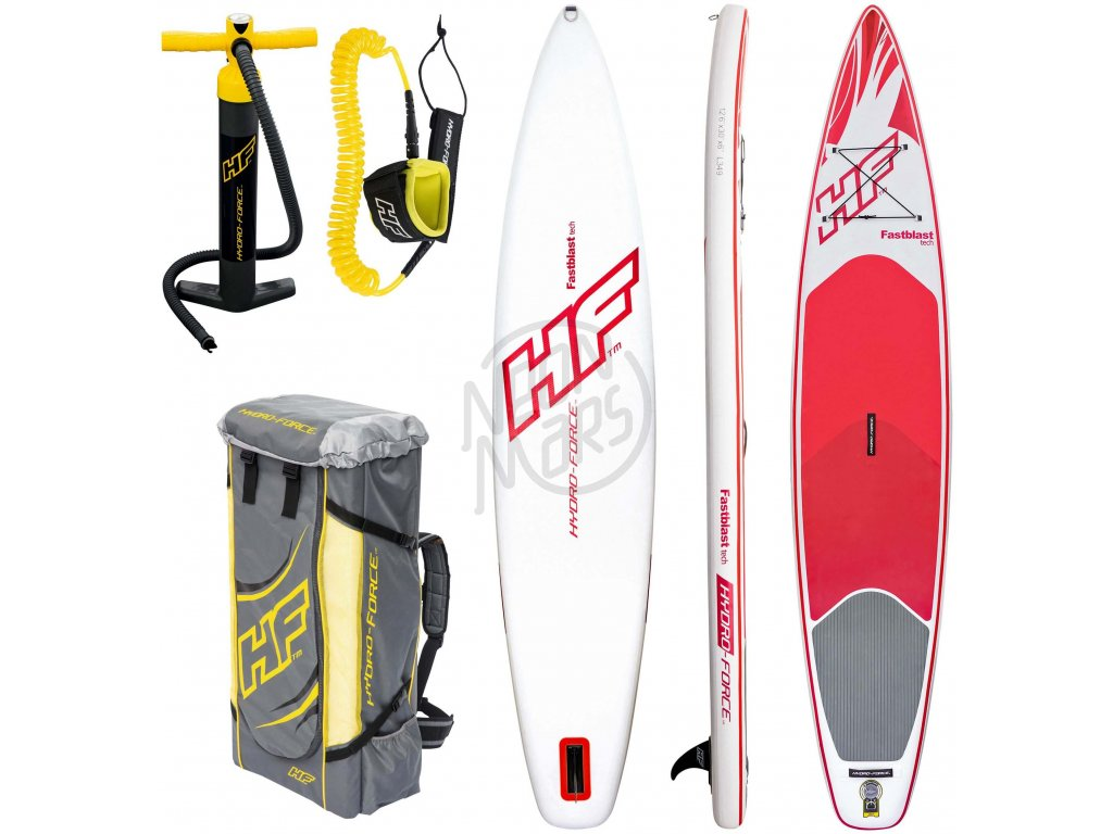 SUP Hydro force Fastblast Tech kompletny set