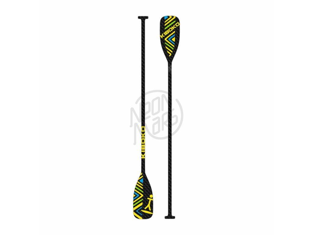 Padlo Kiboko karbonove 2019 paddleboard neonmars