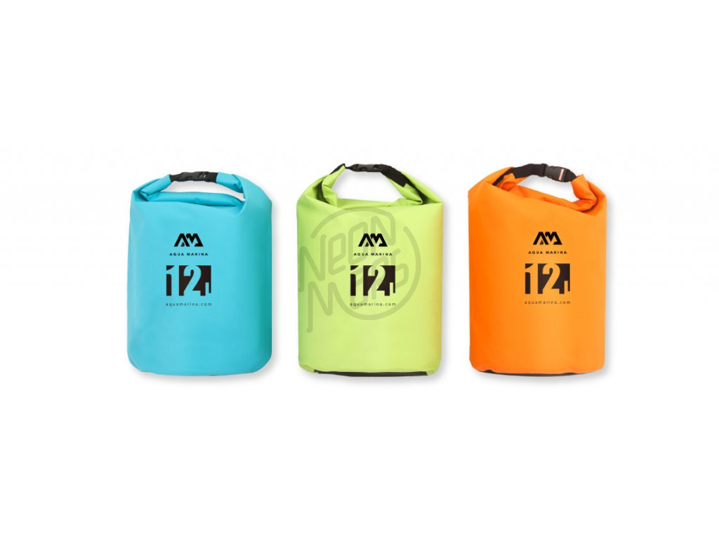 aquamarina easy dry bag 12 l