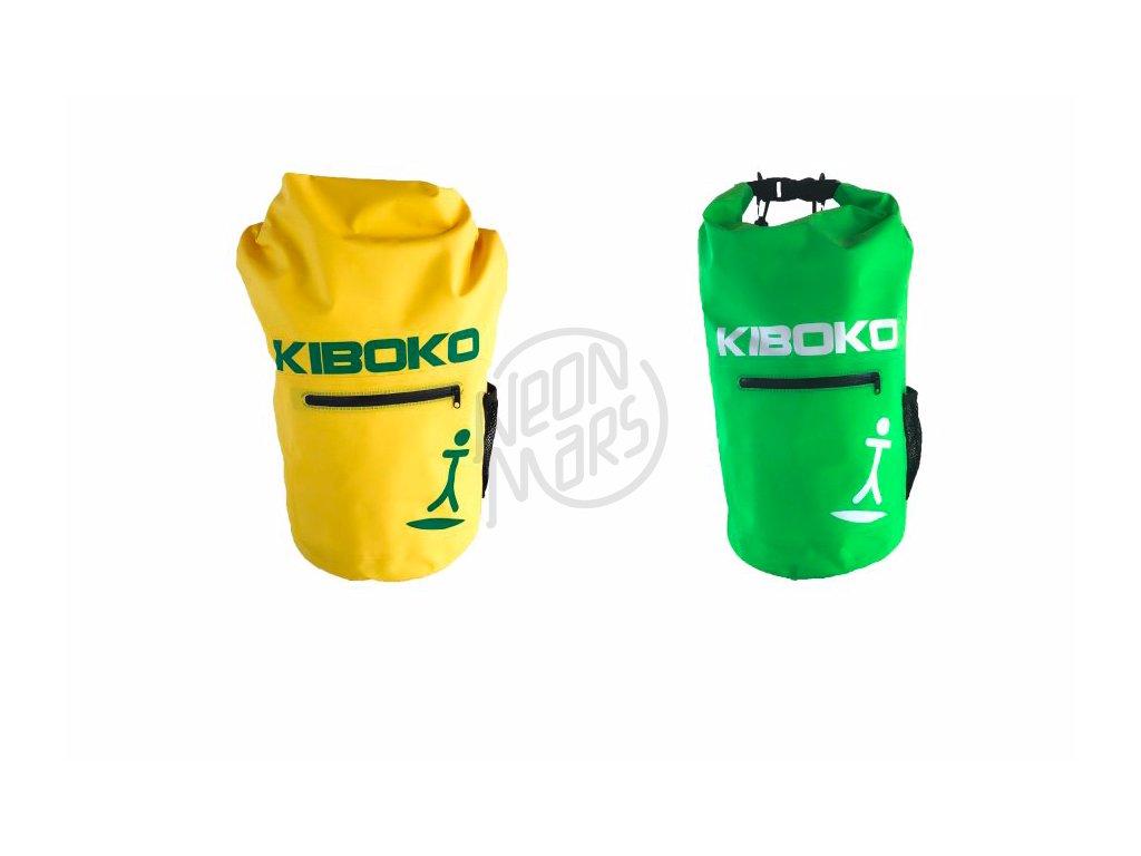 Vodeodolný batoh Kiboko 20l s vreckom