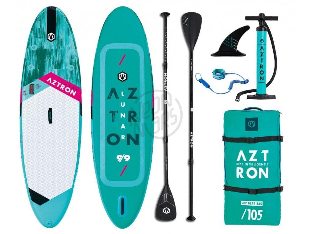 nafukovaci paddleboard aztron lunar