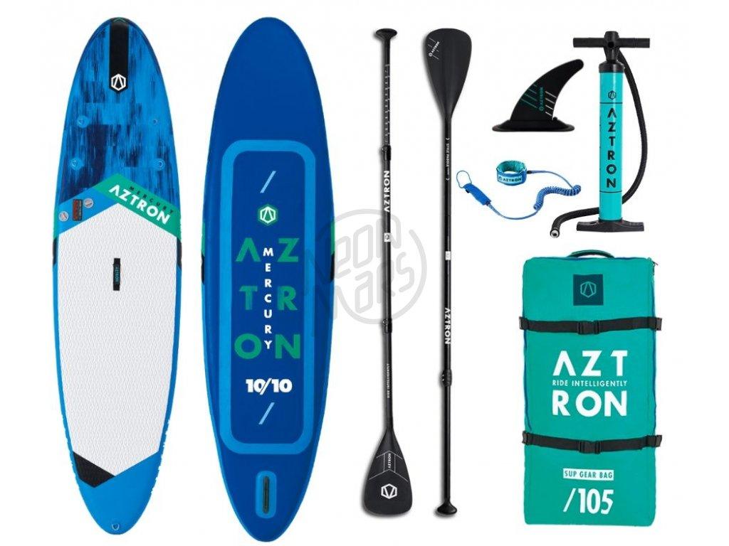 nafukovaci paddleboard aztron mercury