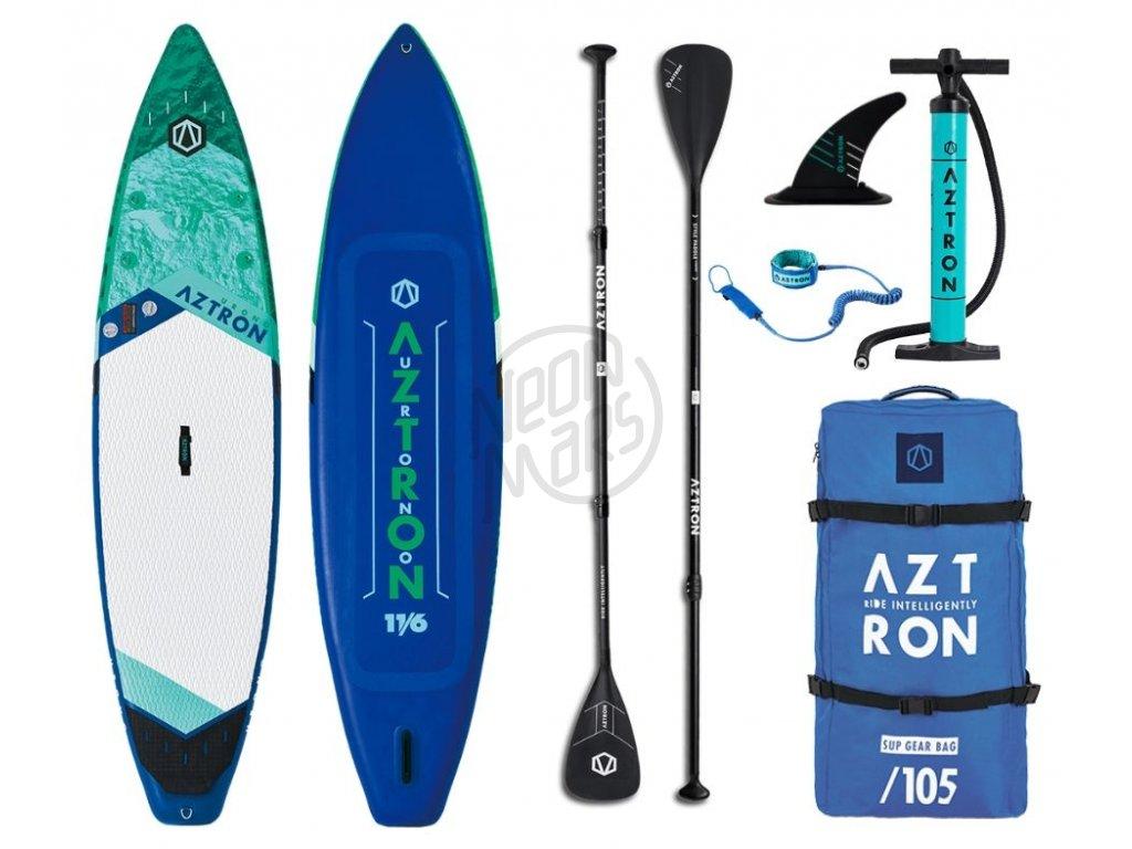 nafukovaci paddleboard aztron urono