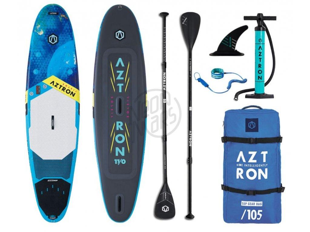 nafukovaci paddleboard aztron soleil