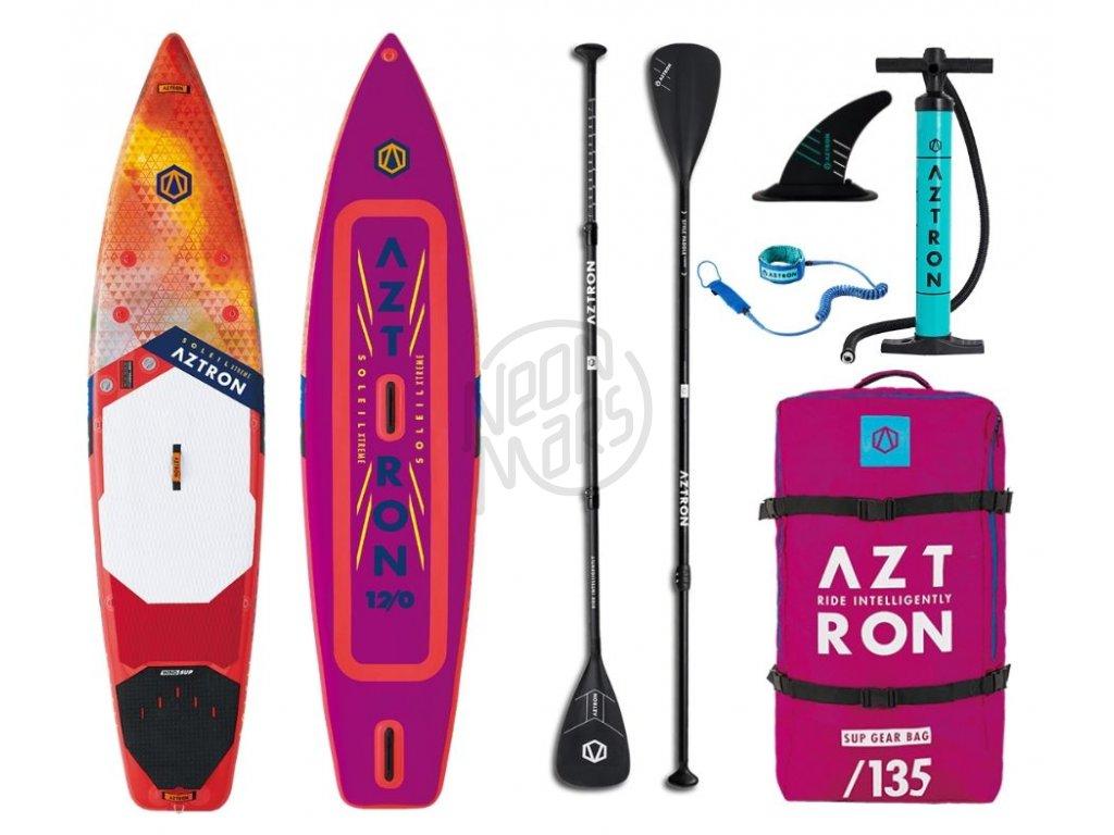nafukovaci paddleboard aztron soleil xtreme