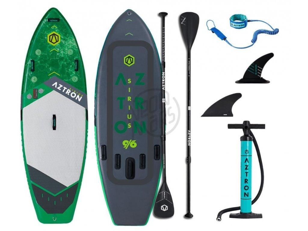 paddleboard aztron sirius