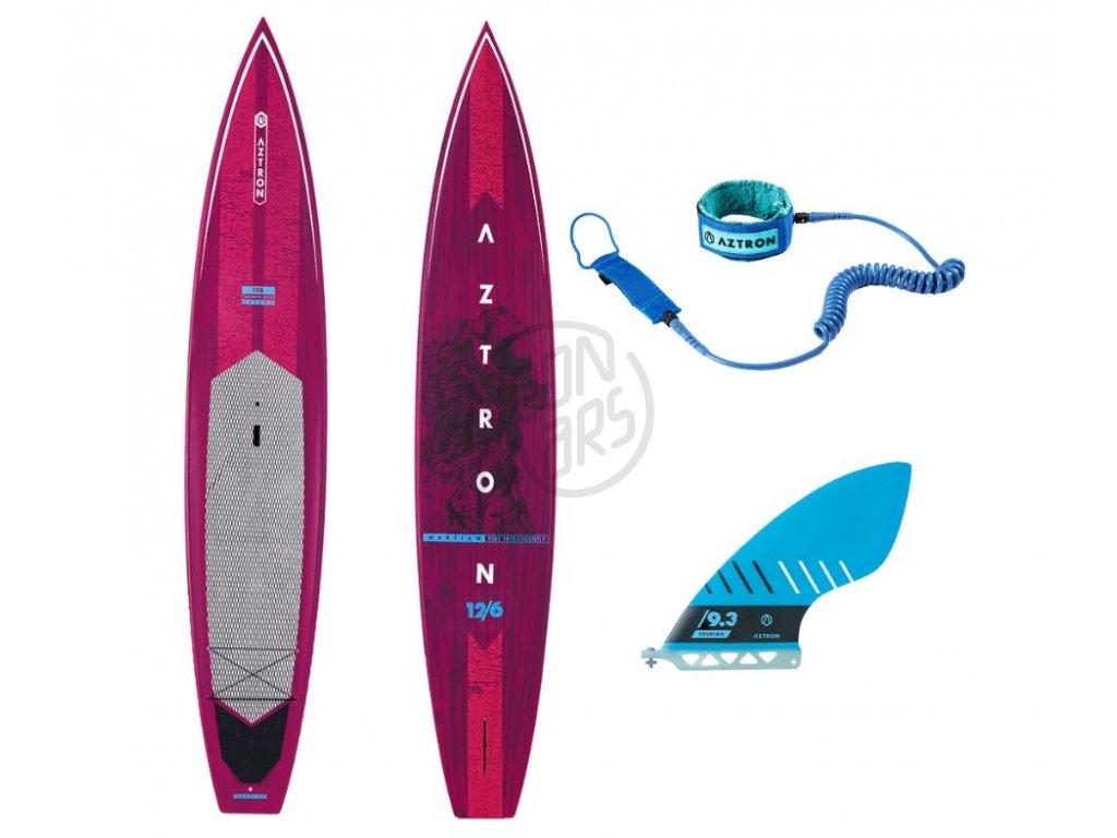 paddleboard aztron martian