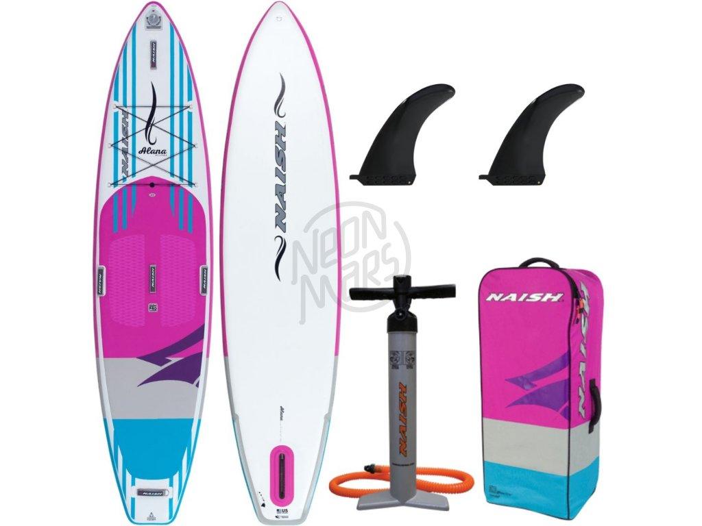 Nafukovaci paddleboard Naish Alana 11'6''X32 Fusion