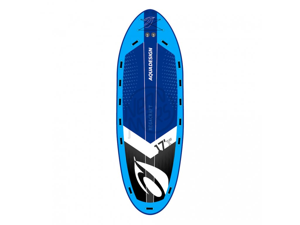 SUP Aquadesign Megacraft 17 spredu