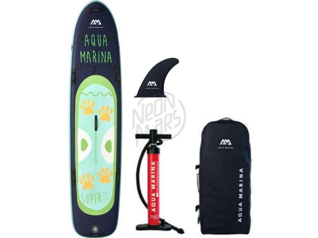 paddleboard aqua marina super trip