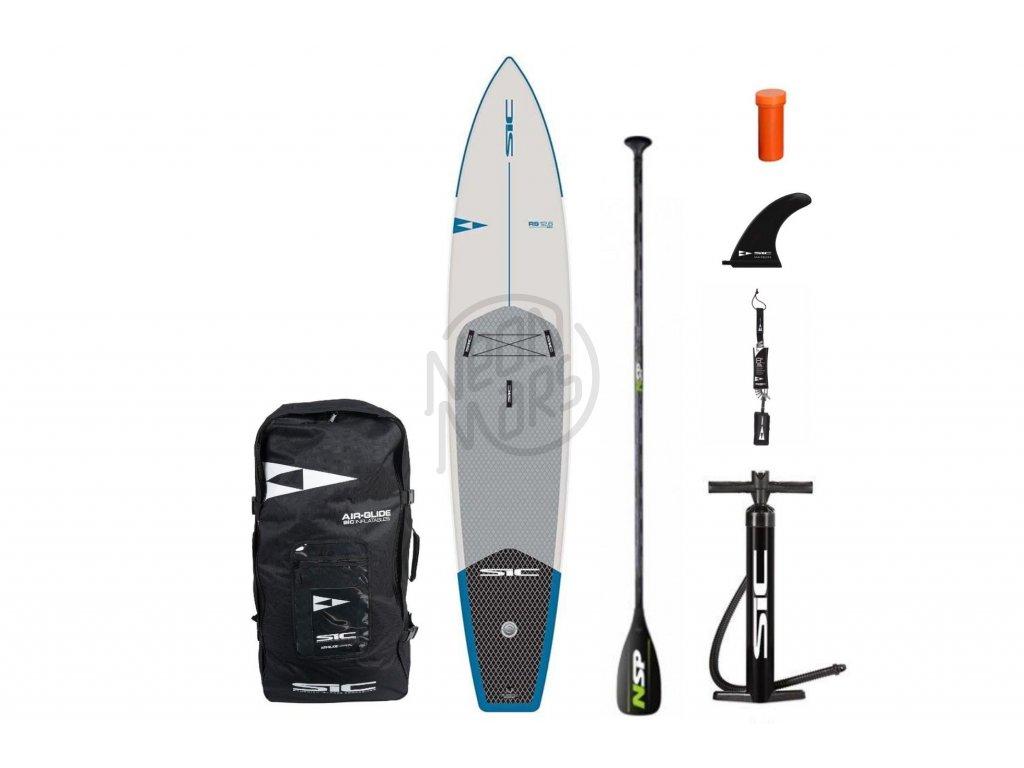 paddleboard sic maui air glide 12 6 fusion