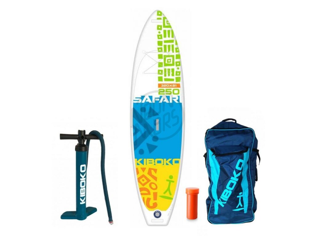 paddleboard kiboko safari 250 set