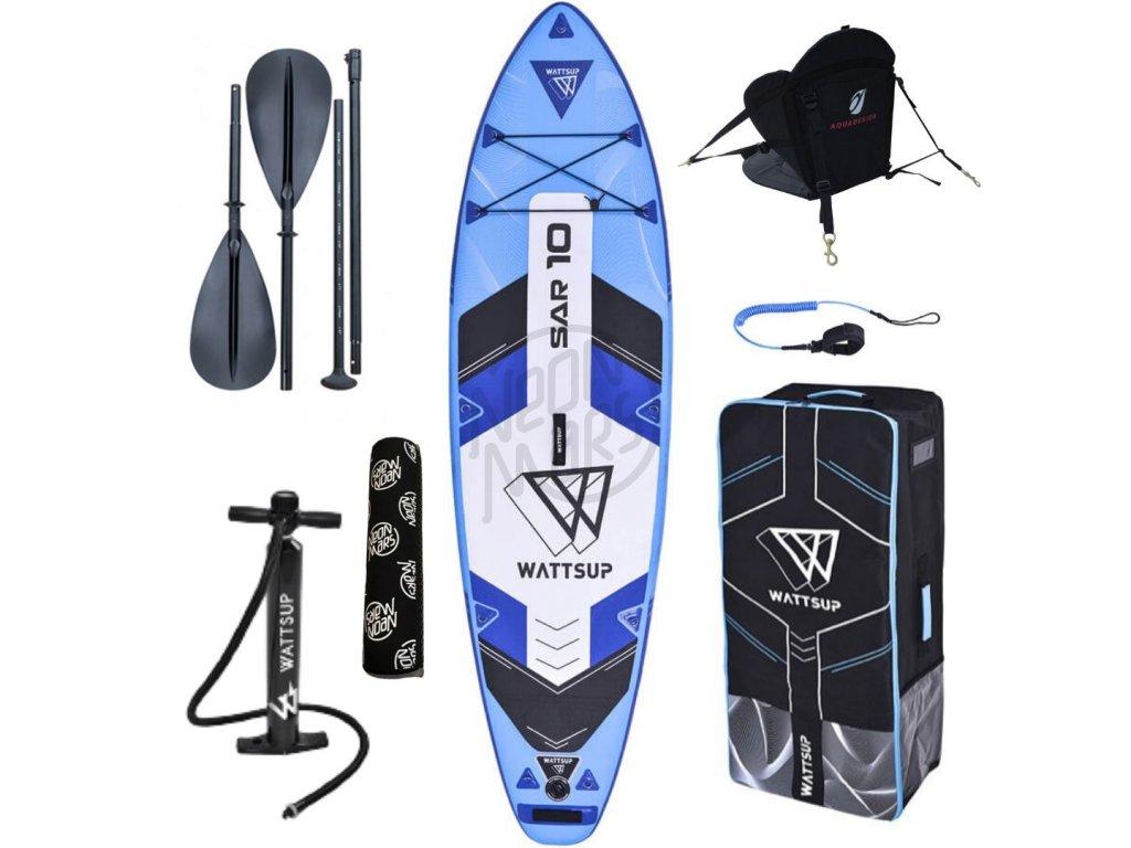 paddleboard wattsup sar 10 combo