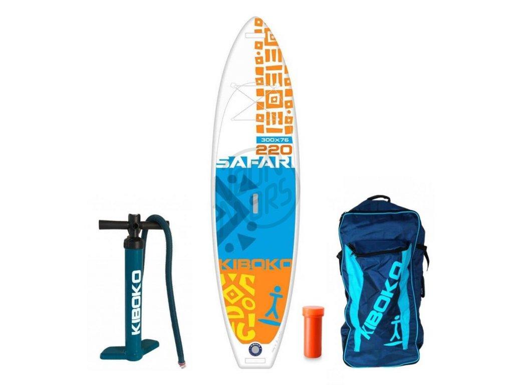paddleboard kiboko safari 220 set