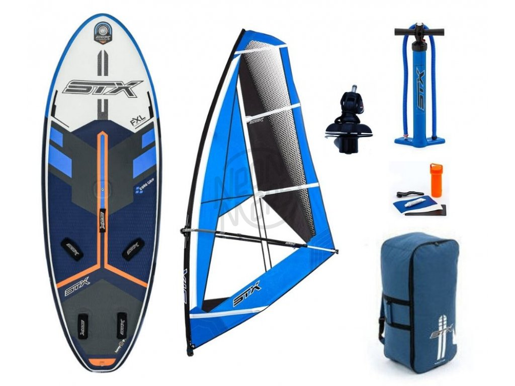 windsurfovy set stx freeride 250 evolve