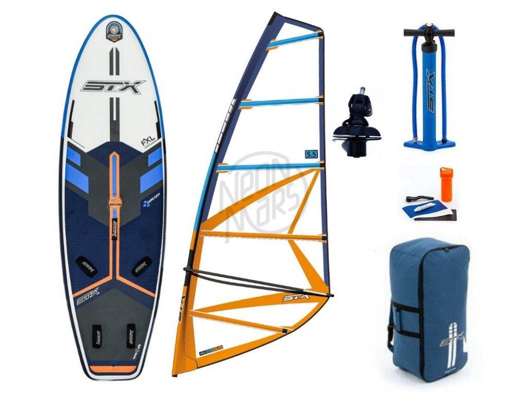 windsurfovy set stx freeride 280 HD20