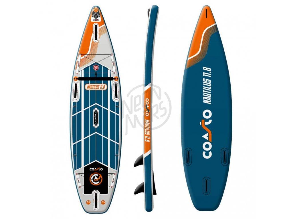 paddleboard coasto nautilus 11 8