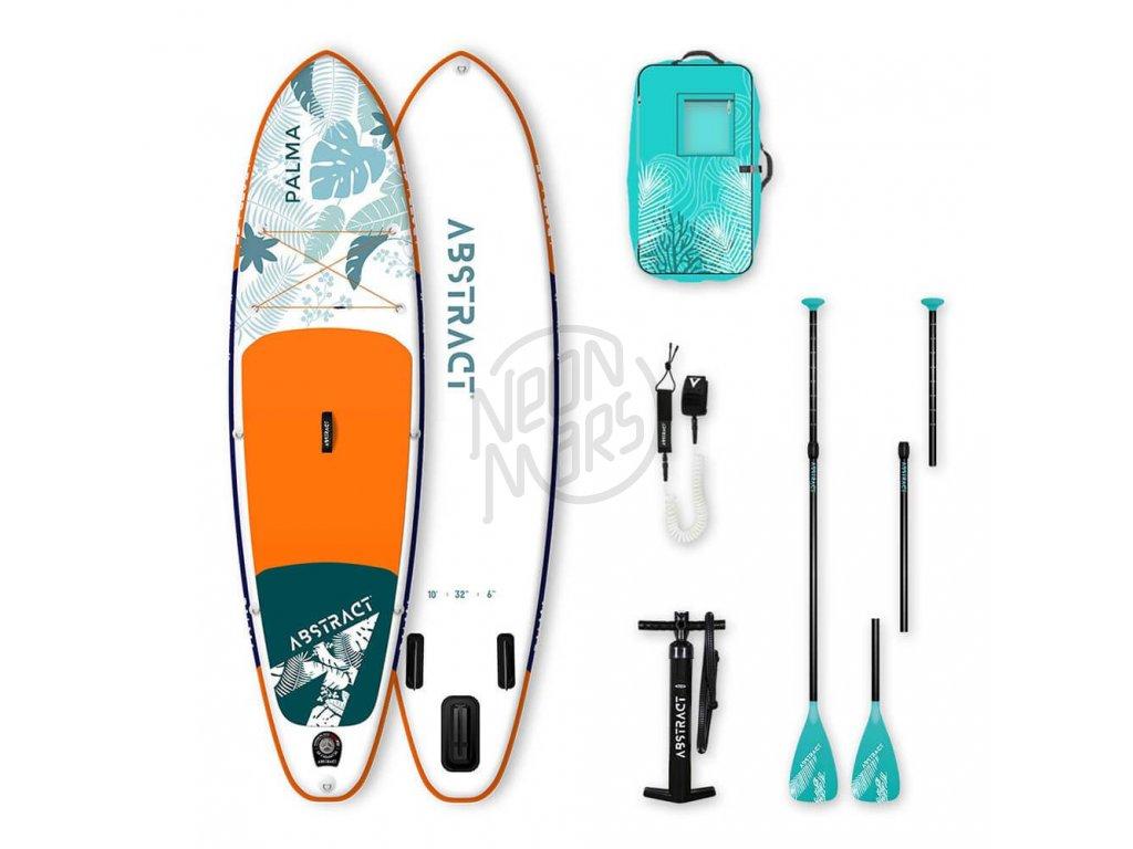 paddleboard abstract palma