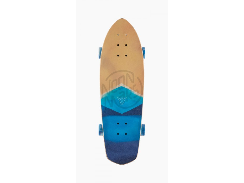 Surf skate landyachtz Pocket Knife Watercolor WEB Grip