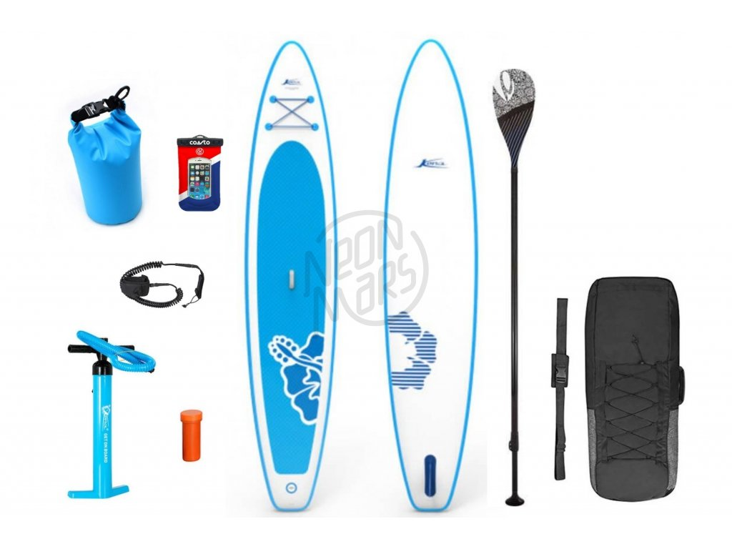 paddleboard kona core 12 6 carbon set