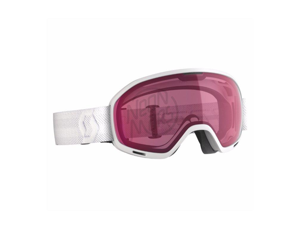 lyziarske okuliare scott unlimited ii white 1