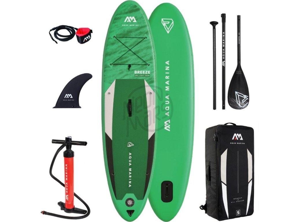 paddleboard aqua marina breeze