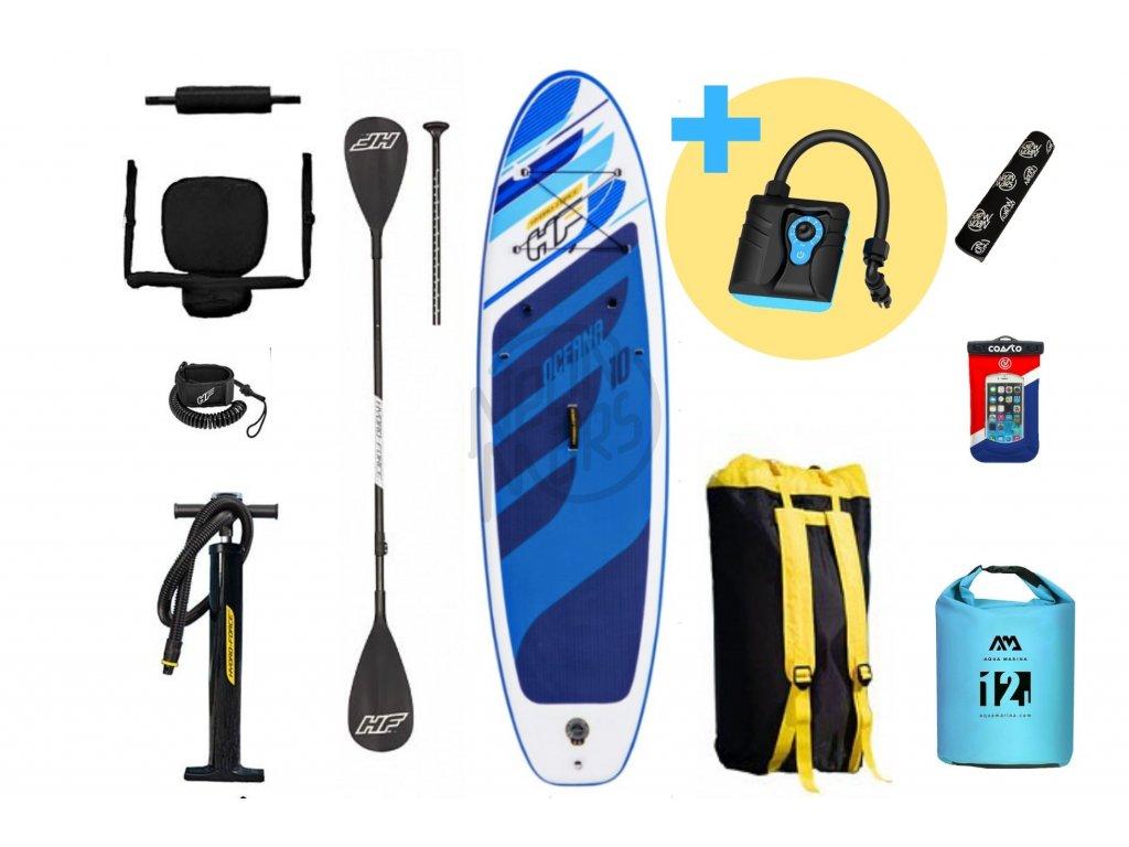 paddleboard hydroforce oceana set