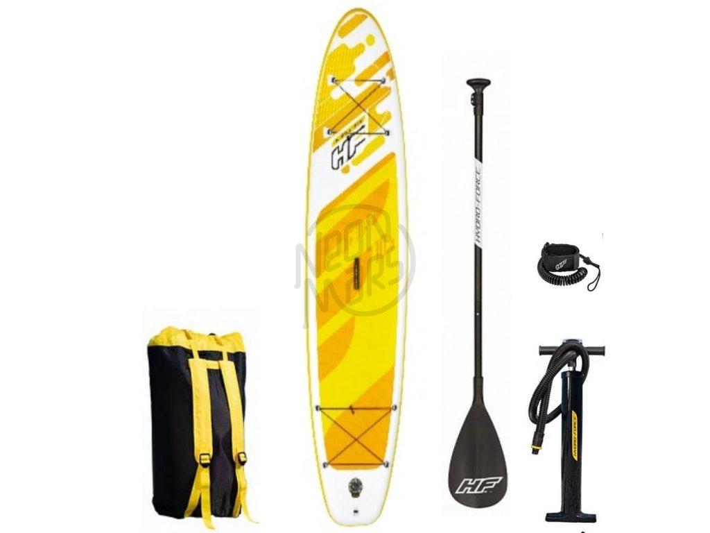 paddleboard hydro force cruiser tech