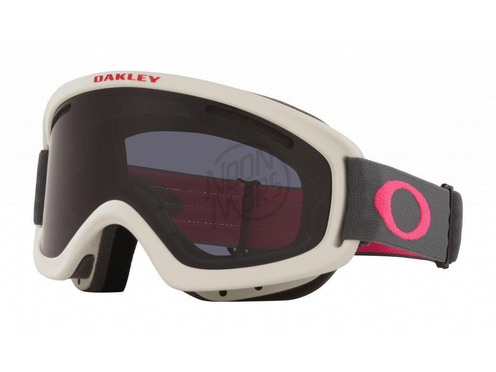 lyziarske okuliare oakley o frame 2.0 pro dark grey rubine dark grey 2