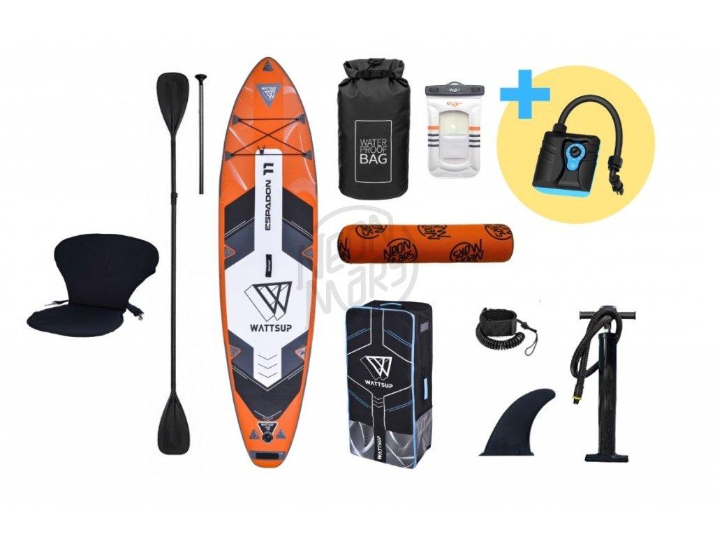 paddleboard Wattsup espadon 11 produkt 7