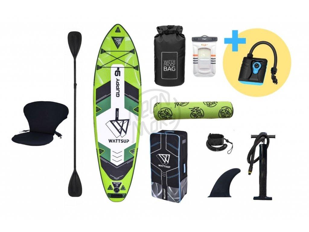 paddleboard wattsup guppy produkt 1
