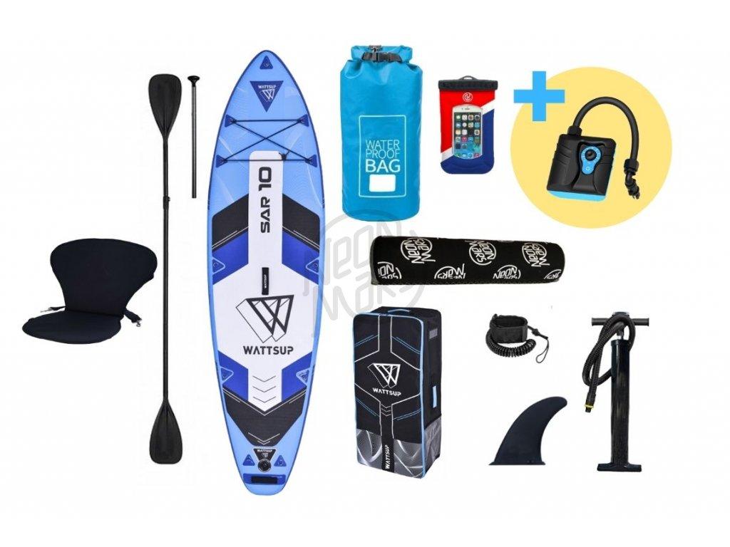 Paddleboard Wattsup Sar 10