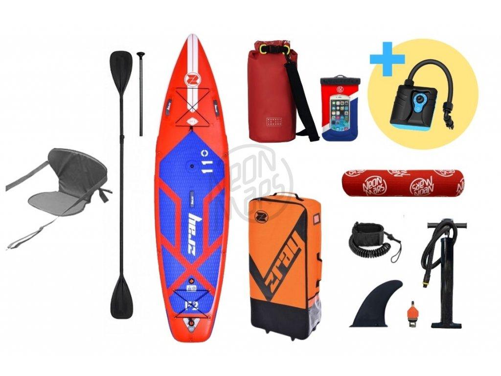 paddleboard z ray fury 2 pro 11 produkt 1