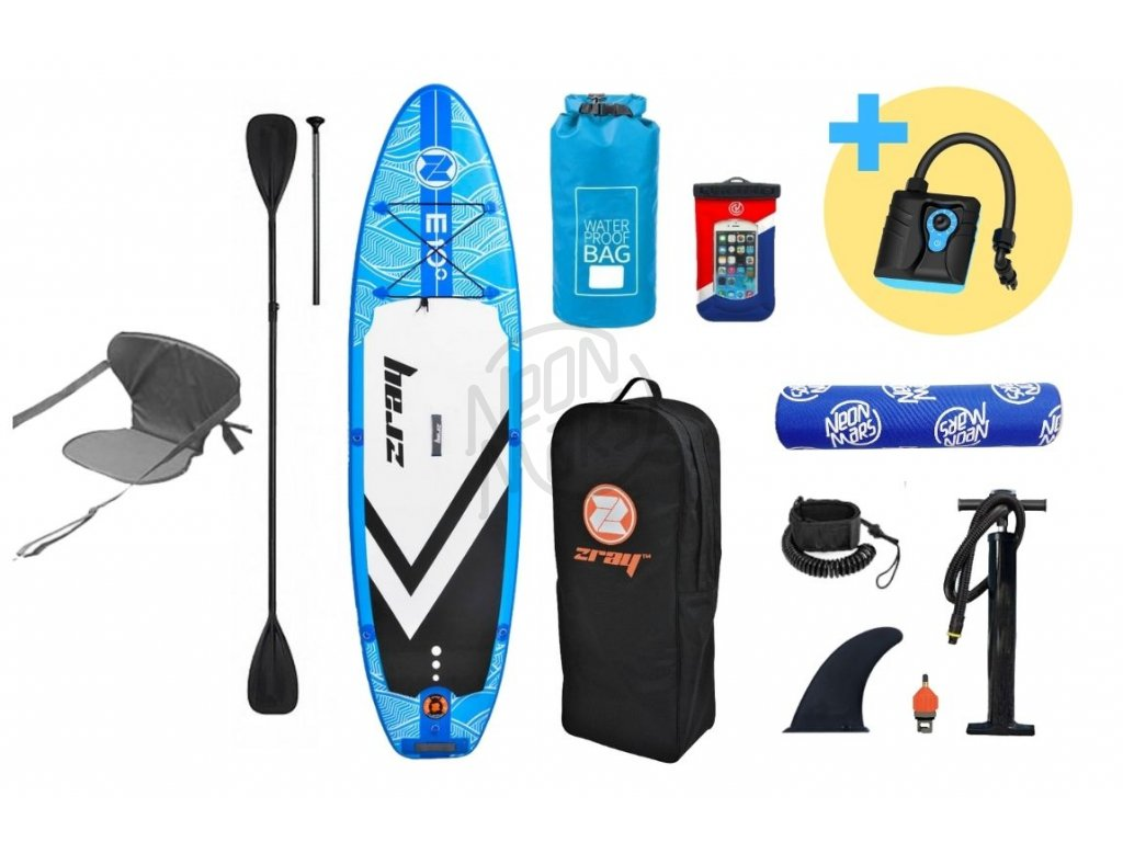 paddleboard z ray evasion 10 produkt 1