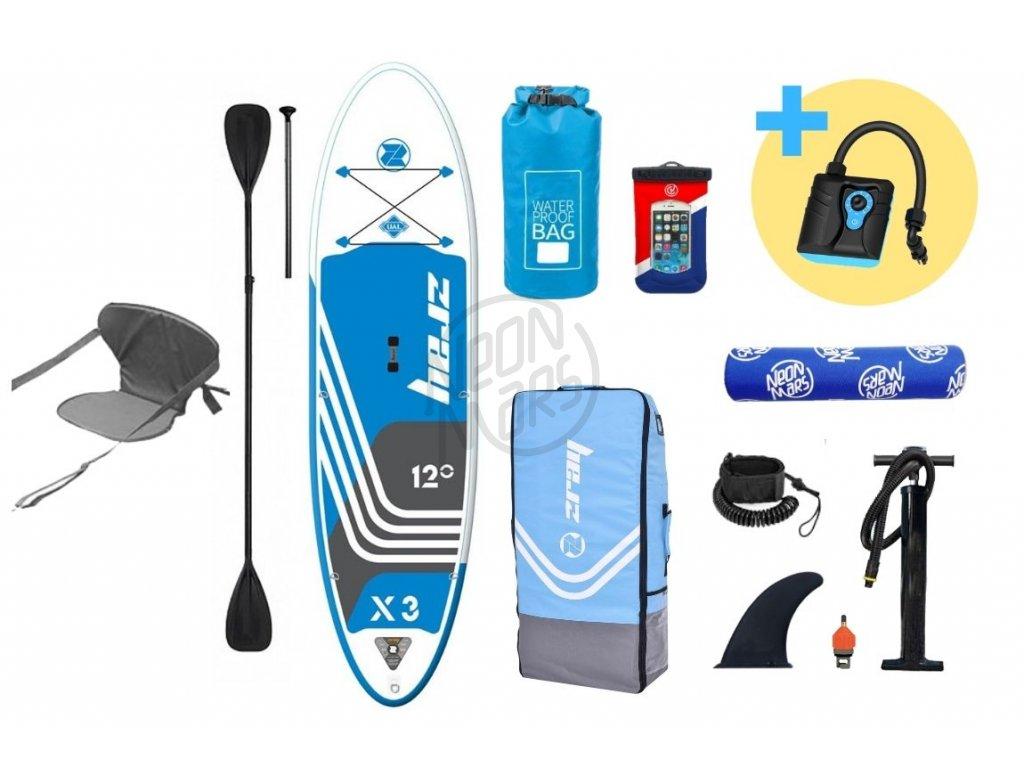 paddleboard z ray x3 epic 12 produkt 1