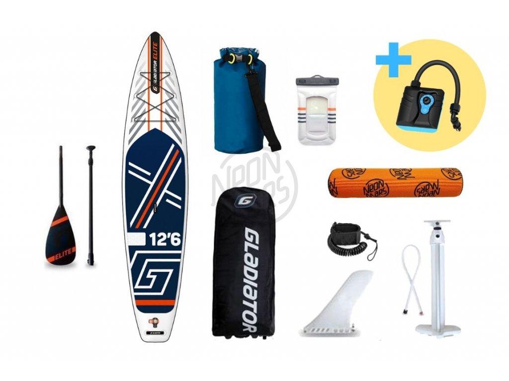 paddleboard gladiator elite 12,6 touring produkt 1