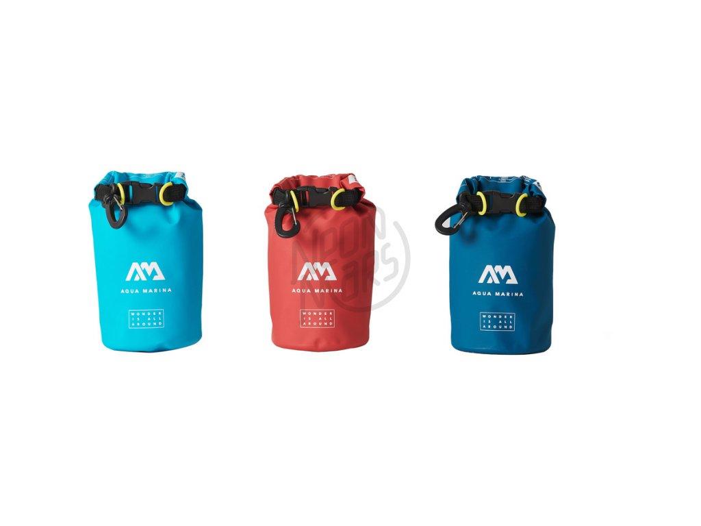 vodeodolny vak aqua marina dry bag mini