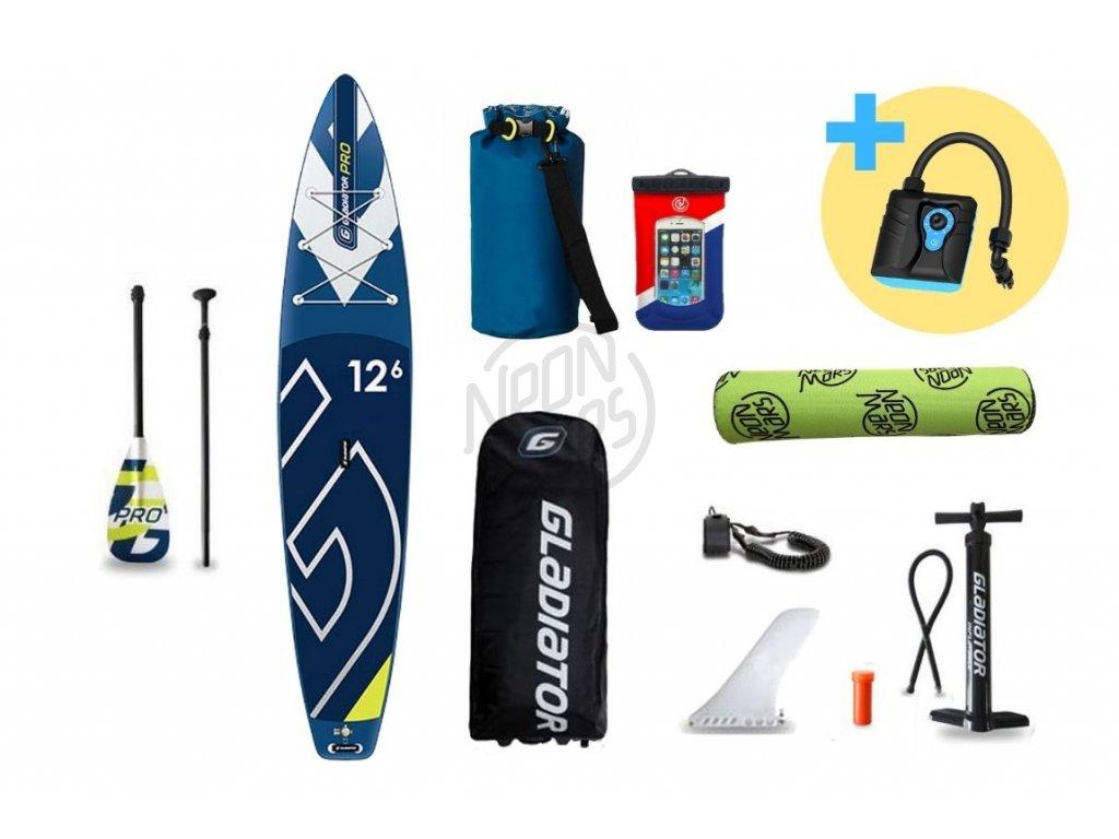 paddleboard gladiator PRO 12,6 sport produkt 1