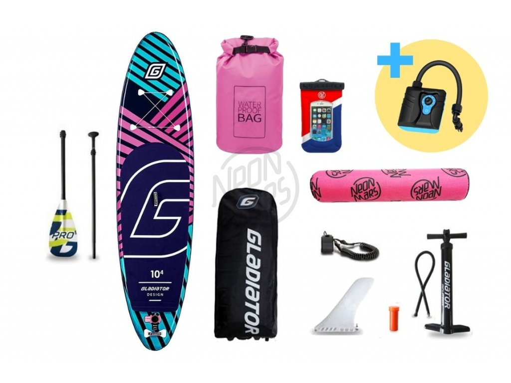 paddleboard gladiator pro design 10,4 produkt 1