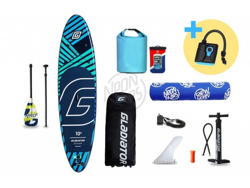 paddleboard gladiator pro design 10,6 produkt 1