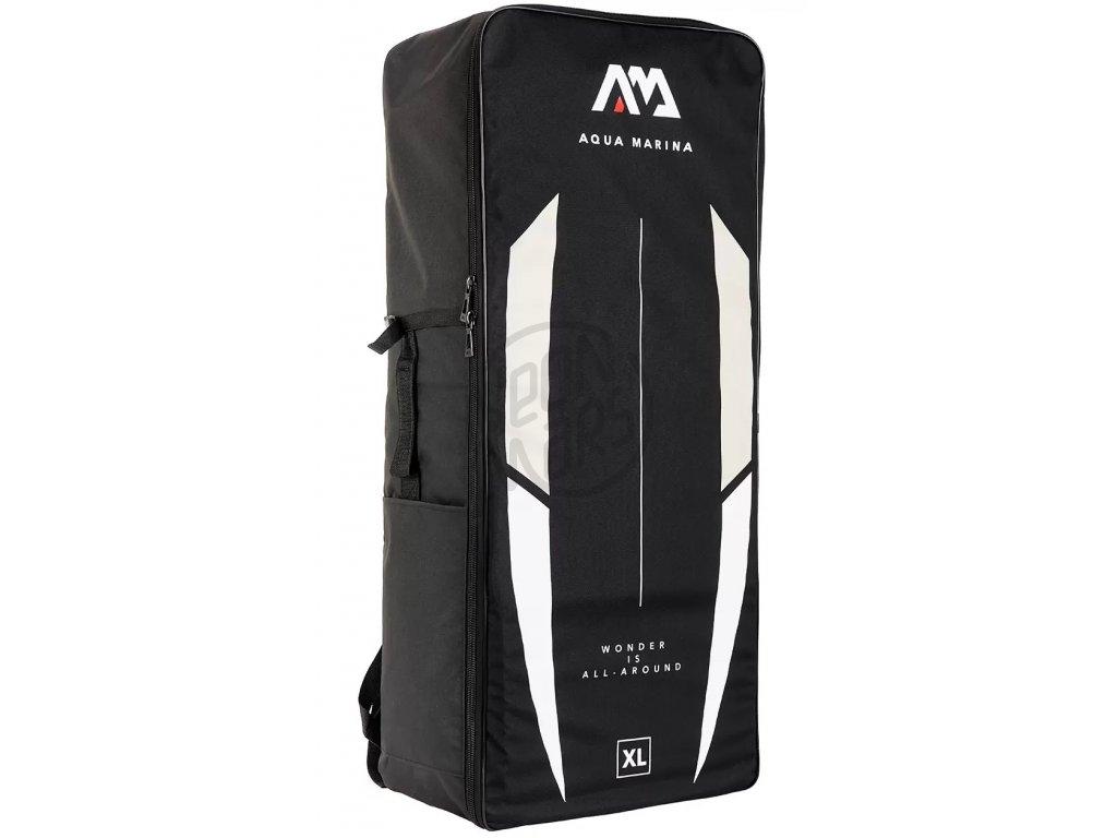 transportny vak na paddleboard aqua marina premium zip backpack xl
