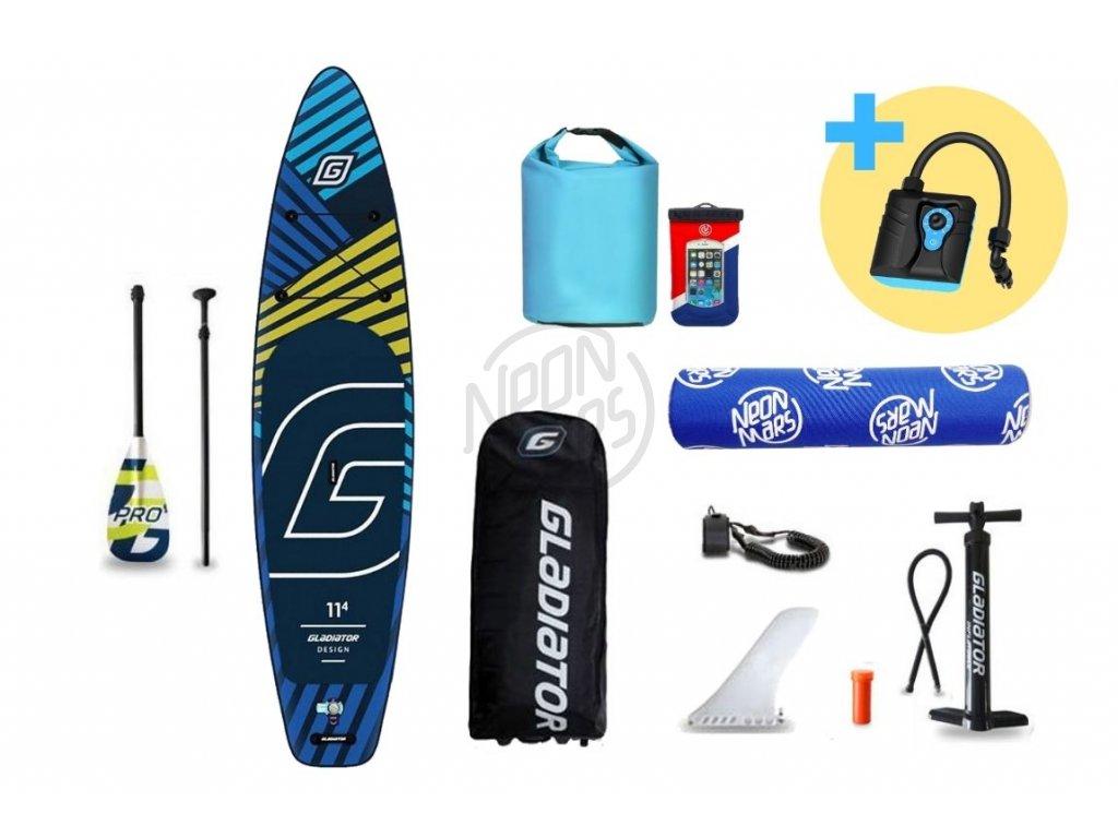 paddleboard gladiator pro design 11,4 produkt 1