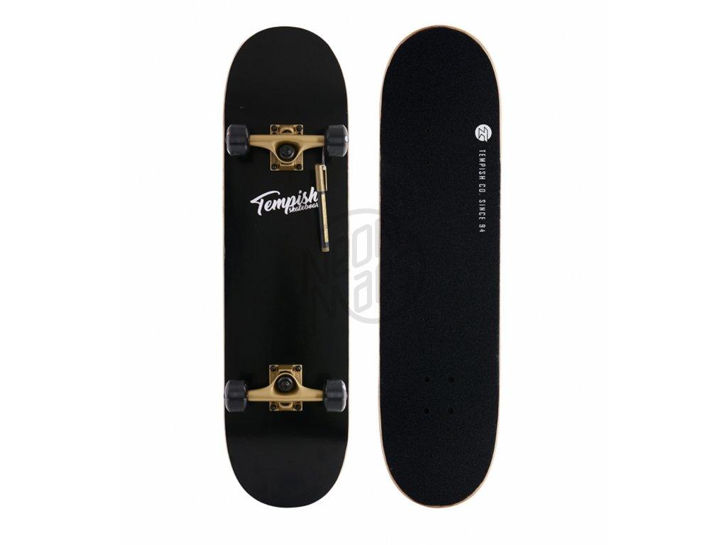 skateboard tempish empty