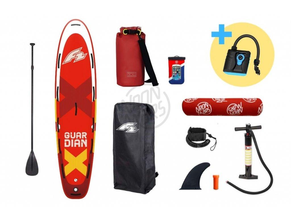 paddleboard f2 guardian red 11 8 produkt 1
